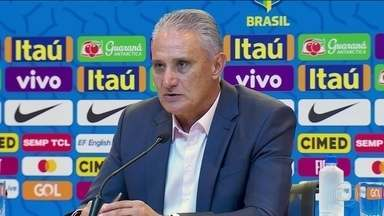 Tite convoca Seleção para amistosos contra Argentina e Coreia do Sul - Neymar, lesionado, está fora da lista.