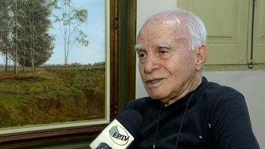 Ignácio de Loyola Brandão torna-se imortal da Academia Brasileira de Letras - Ignácio de Loyola Brandão nasceu em Araraquara e as lembranças dos 21 anos que viveu na cidade estão presentes em diversas obras.