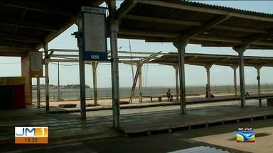 Justiça decide pela interdição parcial do Terminal da Praia Grande, em São Luís - Mesmo após o pedido do Ministério Público alegando questões de segurança aos usuários, o juiz Douglas Martins entendeu que a interdição total traria graves prejuízos aos consumidores.