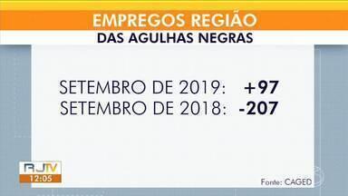 Setembro registra aumento nas vagas de trabalho no Sul do Rio - Região teve crescimento no número de novos contratos de trabalho em comparação ao mesmo mês de 2018.
