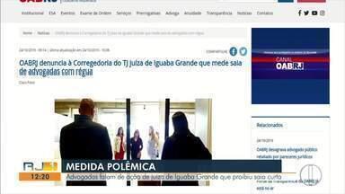 Advogadas falam de ação de juiza de Iguaba Grande que proibiu saia curta - Medida polêmica em Iguaba Grande.