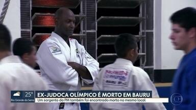 Ex-judoca olímpico é morto em Bauru - Mario Sabino Junior, que também era cabo da PM, e um sargento foram encontrados mortos em Jardim Nicéia. Ele representou o Brasil nas Olimpíadas de 2000 e de 2004.