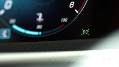 Saiba quando o painel parece aceso, mas o farol do carro está apagado - Saiba quando o painel parece aceso, mas o farol do carro está apagado.