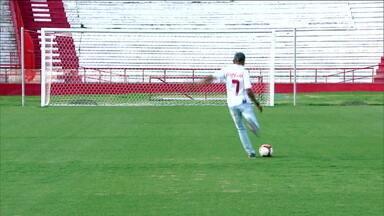 Há 30 anos Nivaldo do Náutico faz o gol mais rápido do Brasileirão. - Há 30 anos Nivaldo do Náutico faz o gol mais rápido do Brasileirão.