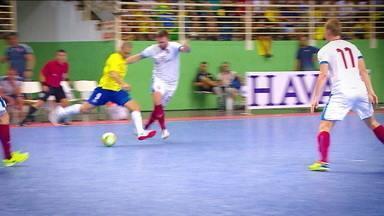 Ferrão é candidato a ser o melhor jogador de Futsal do mundo. - Ferrão é candidato a ser o melhor jogador de Futsal do mundo.