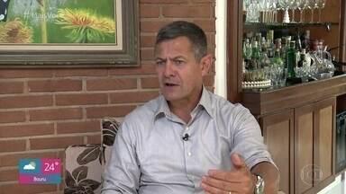 Especialista em segurança dá dicas para se proteger de fraudes em cartões - Diógenes de Lucca fala sobre o que pode ser feito para não virar mais uma vítima de golpe