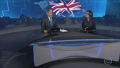 Jornal Nacional, Íntegra 29/10/2019 - As principais notícias do Brasil e do mundo, com apresentação de William Bonner e Renata Vasconcellos.