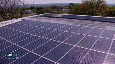 DF é o quarto maior produtor de energia solar do país - Em 2018, 406 localidades produziam energia limpa. Até setembro de 2019, esse número subiu para 574.