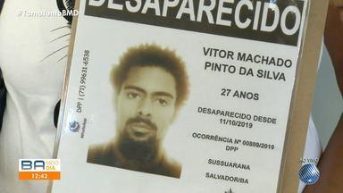 Desaparecidos: famílias procuram por parentes na Praça da Piedade nesta quarta-feira (30) - Quem tiver informações sobre as pessoas procuradas deve ligar para a Polícia Civil.