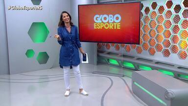 Globo Esporte RS - 30/10/2019 - Assista ao vídeo.