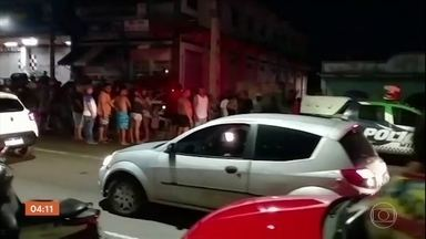 Confronto entre policiais e traficantes em Manaus termina com 17 mortos - Para Secretaria de Segurança, ação dos policiais foi exemplar.