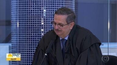 Desembargador Fernando Cerqueira é eleito presidente do TJPE - O mandato é de dois anos e ele substitui o desembargador Adalberto de Oliveira.