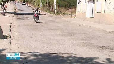 Avenida Brasil, em Caruaru, passa por obras após população reclamar de problemas - undefined