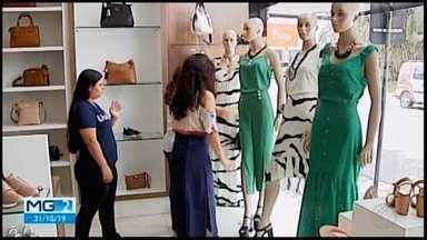 Vitrines podem atrair clientes e garantir boas vendas no Natal em Araxá - Muitas lojas já se atentaram para isso e estão investindo neste atrativo.
