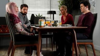 A Tempestade Perfeita - Maggie descobre a verdadeira identidade de Eric. Eddie percebe que quer fazer parte da vida de Charlie, enquanto Katherine toma uma decisão sobre o relacionamento com Eddie.