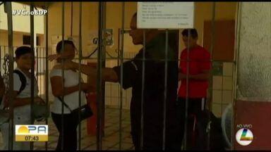 Uniformizados como alunos, bandidos assaltam professores e estudantes em escola de Belém - Uniformizados como alunos, bandidos assaltam professores e estudantes em escola de Belém