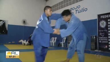 Arapiraca será sede da 2ª etapa do Campeonato Alagoano de Judô - Ideia é levar o esporte ao interior do estado