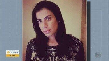 Esteticista morta pelo namorado advogado no interior de SP é sepultada em São Lourenço - Esteticista morta pelo namorado advogado no interior de SP é sepultada em São Lourenço