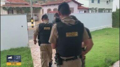 Dois homens são presos com 10 kg de maconha em Santa Rita do Sapucaí - Dois homens são presos com 10 kg de maconha em Santa Rita do Sapucaí