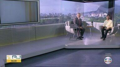 Bom dia Rio - Edição de sexta-feira, 01/11/2019 - As primeiras notícias do Rio de Janeiro, apresentadas por Flávio Fachel, com prestação de serviço, boletins de trânsito e previsão do tempo.