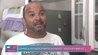 Jogo de Panelas Cabo Frio: Gilberto - Professor promete ser muito crítico para julgar os demais candidatos