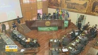 Acre realiza encontro de parlamentares da Amazônia - Encontro ajuda a elaborar estratégias de desenvolvimento de estados da Amazônia.