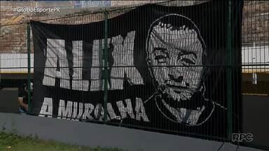 Alex volta à cidade onde virou Muralha - Goleiro do Coritiba tem história no futebol de Ribeirão Preto - pelo Comercial, o eterno rival do Botafogo-SP
