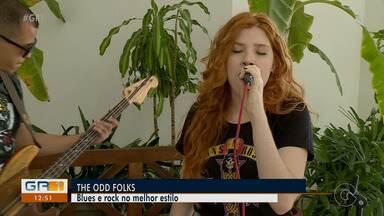 No melhor estilo de blues e rock, The Old Folks se apresentam nesta sexta em Petrolina - A banda vai se apresentar às 19h no Doutorado do Chopp.
