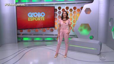 Globo Esporte RS - 01/11/2019 - Assista ao vídeo.