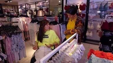 Oficina da Rede de Reabilitação Lucy Montoro ensina a adaptar roupas - Objetivo do projeto é manter o estilo de cada paciente e resgatar a autoestima