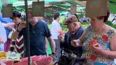 'Crônicas da cidade' mostra a feira livre da Avenida Brasil em Juiz de Fora - undefined
