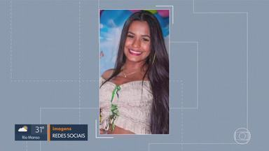 Homem é suspeito de tentar matar ex-namorada com 13 facadas em Nova Lima - Laura Silvério Pena, de 19 anos, sobreviveu ao ataque e contou aos policiais que Evandro Martins Ferreira, de 24 anos, não aceitou o fim do namoro.