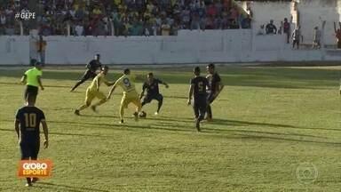 Veja gols dos jogos de Retrô e Decisão, próximos da vaga da elite do futebol estadual - Rodada aconteceu no último fim de semana, pela Série A2 do Pernambucano