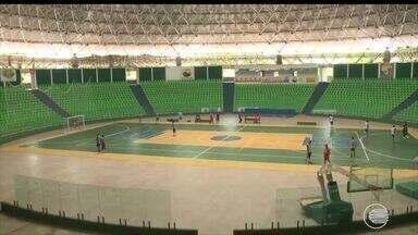 Campo Largo se prepara para título da Copa Nordeste de Futsal ficar em casa - Campo Largo se prepara para título da Copa Nordeste de Futsal ficar em casa