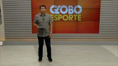 Confira na íntegra o Globo Esporte PB desta segunda-feira (04.11.19) - Kako Marques apresenta os principais destaques do esporte paraibano