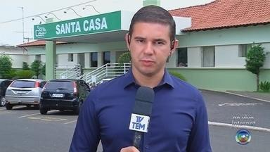 Após três dias, médicos anunciam fim da greve na Santa Casa - Após quatro dias de greve, os médicos da Santa Casa de Santa Fé do Sul (SP) anunciaram o fim da paralização nesta segunda-feira (4).