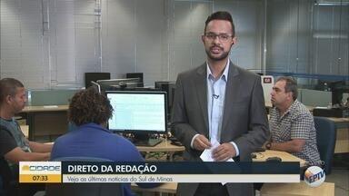 Confira as últimas notícias do Sul de MG com Ernane Fiuza - Confira as últimas notícias do Sul de MG com Ernane Fiuza