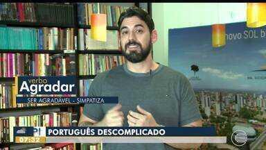 Quadro: Português Descomplicado - Quadro: Português Descomplicado