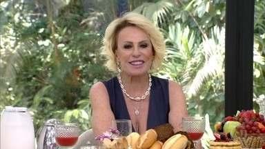 Programa de 05/11/2019 - Ana Maria Braga recebe a maquiadora Grazielle e mostra tudo o que rolou no segundo jantar do 'Jogo de Panelas Cabo Frio'