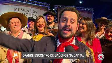 Grande encontro de artistas gaúchos acontece no Auditório Araújo Viana - Show acontece na noite desta terça-feira (5).