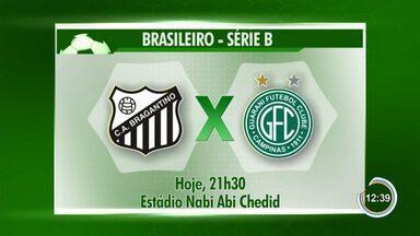 Bragantino encara Guarani em jogo que pode garantir acesso à elite do Brasileiro - Massa bruta é líder isolado da série B