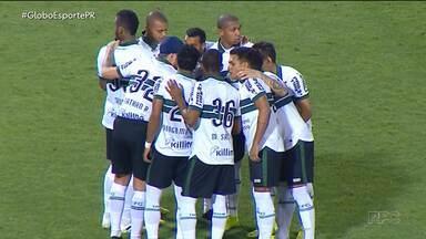 Coritiba e Sport ficam no empate sem gols - Resultado mantém os times dentro do G4 do Campeonato Brasileiro da Série B