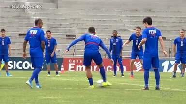 Paraná Clube tem jogo decisivo pela Série B - Vitória sobre o América-MG, neste terça-feira (5), em Belo Horizonte, pode deixar o Tricolor mais perto do acesso