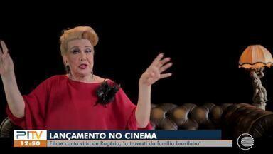 Filme que conta a vida de Rogéria está em cartaz no Clube dos Diários - Filme que conta a vida de Rogéria está em cartaz no Clube dos Diários