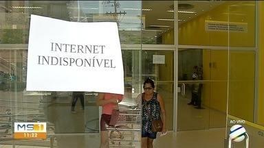 Procon orienta consumidores que tiveram prejuízos com falta de energia e internet - Serviços foram afetados por causa dos incêndios no Pantanal