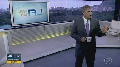 Bom dia Rio - Edição de quarta-feira, 06/11/2019 - As primeiras notícias do Rio de Janeiro, apresentadas por Flávio Fachel, com prestação de serviço, boletins de trânsito e previsão do tempo.