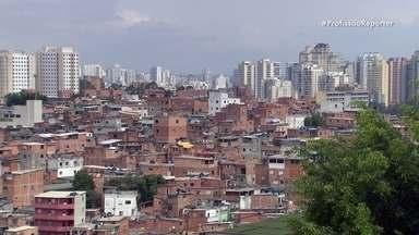 Mapa da Desigualdade revela as diferenças entre os 96 distritos de São Paulo - As equipes do Profissão Repórter percorreram bairros da capital paulista para mostrar como a desigualdade afeta os moradores da cidade mais rica do país.