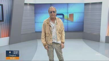 Confira o quadro de Cacau Menezes desta quinta-feira (7) - Confira o quadro de Cacau Menezes desta quinta-feira (7)