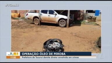 Prefeitura de Tucuruí exonera diretor envolvido em crimes na cidade - Prefeitura de Tucuruí exonera diretor envolvido em crimes na cidade