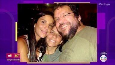 Morre em Salvador Jesus Sangalo, irmão da cantora Ivete - Empresário enfrentava uma série de problemas devido a uma cirurgia bariátrica